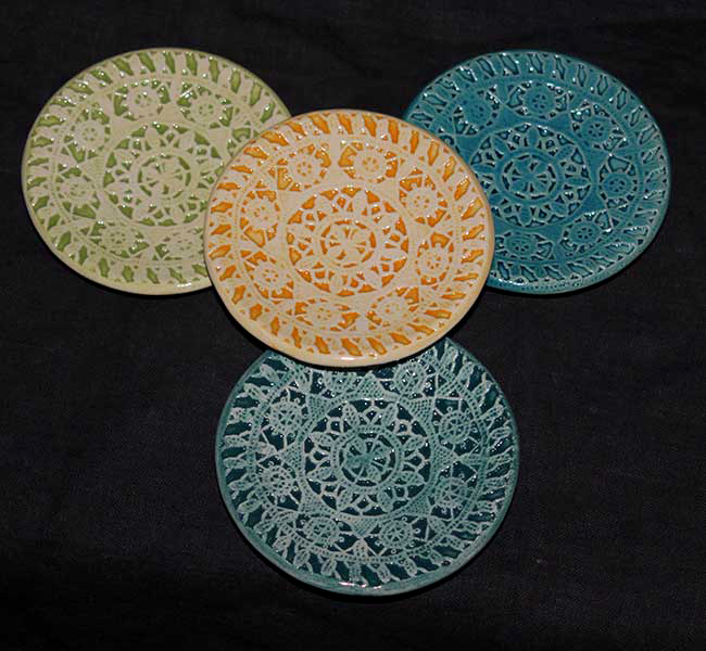 lace dishes round 2