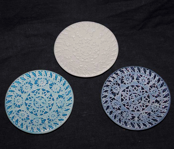 lace dishes round 3