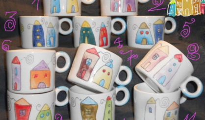 small mugs happy houses