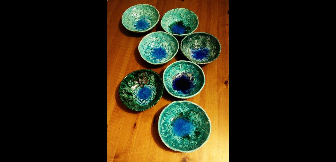 Bowls - Glazed