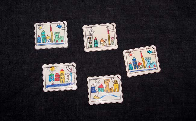 Magnets-Stamps